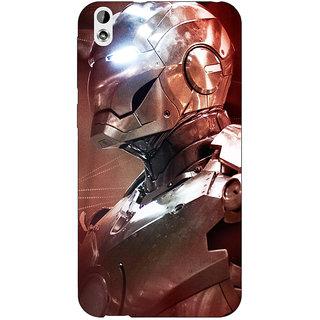 Jugaaduu Superheroes Ironman Back Cover Case For HTC Desire 816 Dual Sim - J1060865