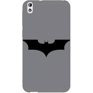 Jugaaduu Superheroes Batman Dark knight Back Cover Case For HTC Desire 816G - J1070018