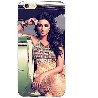 Jugaaduu Bollywood Superstar Parineeti Chopra Back Cover Case For Apple iPhone 6S - J1081062