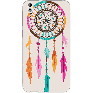 Jugaaduu Dream Catcher  Back Cover Case For HTC Desire 816 - J1050199