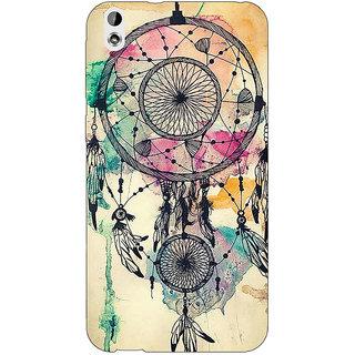 Jugaaduu Dream Catcher Back Cover Case For HTC Desire 816 Dual Sim - J1060087