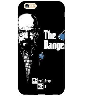 Jugaaduu Breaking Bad Heisenberg Back Cover Case For Apple iPhone 6S - J1080406