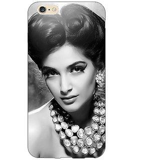 Jugaaduu Bollywood Superstar Sonam Kapoor Back Cover Case For Apple iPhone 6S - J1080971