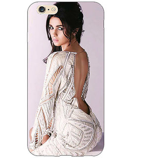 Jugaaduu Bollywood Superstar Alia Bhatt Back Cover Case For Apple iPhone 6S - J1080972