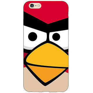 Jugaaduu Angry Birds Back Cover Case For Apple iPhone 6S Plus - J1091422