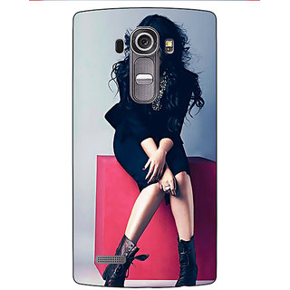 Jugaaduu Bollywood Superstar Sonakshi Sinha Back Cover Case For LG G4 - J1100994