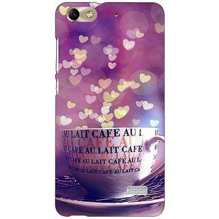 Jugaaduu Coffee Back Cover Case For Huawei Honor 4C - J851295