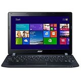 Acer V5-123 (NX.MFQSI.003) Laptop (AMD E1/2GB/500GB/Linux) (Black)