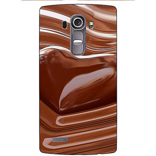 Jugaaduu Infinity Love  Back Cover Case For LG G4 - J1100728