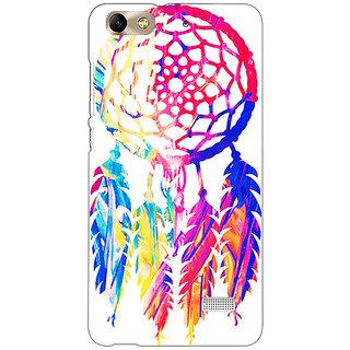 Jugaaduu Love Dream Catcher Back Cover Case For Huawei Honor 4C - J850607