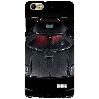 Jugaaduu Super Car Koenigsegg Back Cover Case For Huawei Honor 4C - J850622