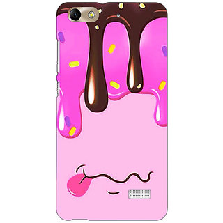 Jugaaduu Ice cream Back Cover Case For Huawei Honor 4C - J851393