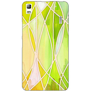 Jugaaduu Designer Geometry Pattern Back Cover Case For Lenovo K3 Note - J1120236