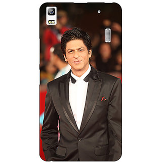 Jugaaduu Bollywood Superstar Shahrukh Khan Back Cover Case For Lenovo K3 Note - J1120960