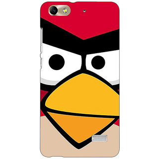 Jugaaduu Angry Birds Back Cover Case For Huawei Honor 4C - J851422