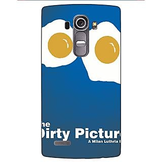 Jugaaduu Bollywood Superstar Dirty Picture Back Cover Case For LG G4 - J1101128