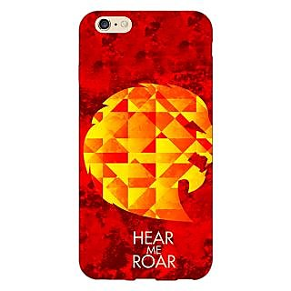 Jugaaduu Game Of Thrones GOT House Lannister  Back Cover Case For Apple iPhone 6S Plus - J1090159