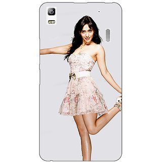 Jugaaduu Bollywood Superstar Neha Sharma Back Cover Case For Lenovo K3 Note - J1121059