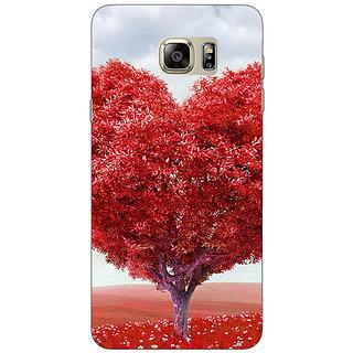 Jugaaduu Valentines Back Cover Case For Samsung S6 Edge+ - J900734