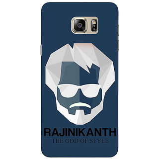 Jugaaduu Rajni Rajanikant Back Cover Case For Samsung S6 Edge+ - J901482