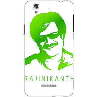 Jugaaduu Rajni Rajanikant Back Cover Case For Micromax Yu Yureka - J881492