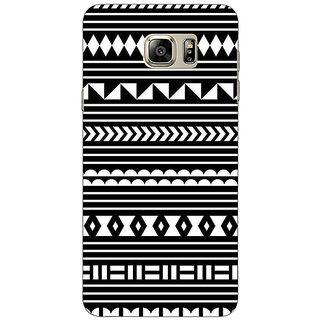 Jugaaduu Pattern  Back Cover Case For Samsung S6 Edge+ - J900800