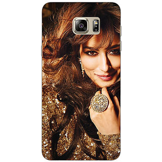 Jugaaduu Bollywood Superstar Chitrangada Singh Back Cover Case For Samsung Galaxy Note 5 - J911034