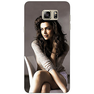 Jugaaduu Bollywood Superstar Deepika Padukone Back Cover Case For Samsung Galaxy Note 5 - J911038