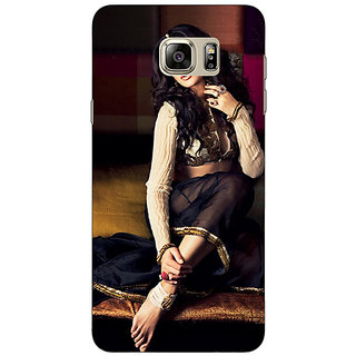 Jugaaduu Bollywood Superstar Nargis Fakhri Back Cover Case For Samsung Galaxy Note 5 - J911049