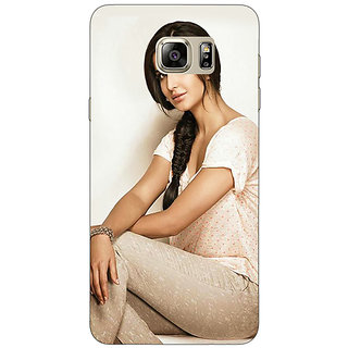 Jugaaduu Bollywood Superstar Katrina Kaif Back Cover Case For Samsung Galaxy Note 5 - J911055