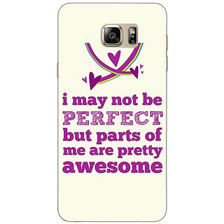 Jugaaduu Quote Back Cover Case For Samsung Galaxy Note 5 - J911355
