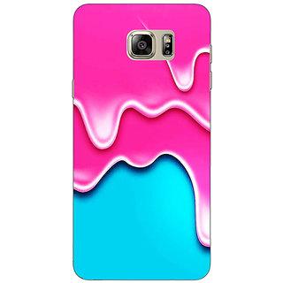 Jugaaduu Ice Cream Back Cover Case For Samsung Galaxy Note 5 - J911405