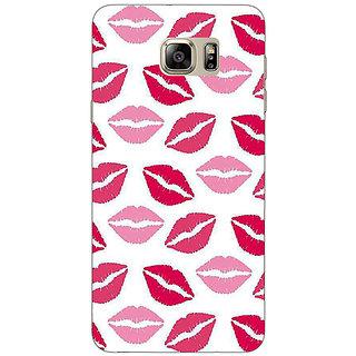 Jugaaduu Kiss Back Cover Case For Samsung Galaxy Note 5 - J911407