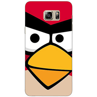 Jugaaduu Angry Birds Back Cover Case For Samsung Galaxy Note 5 - J911422