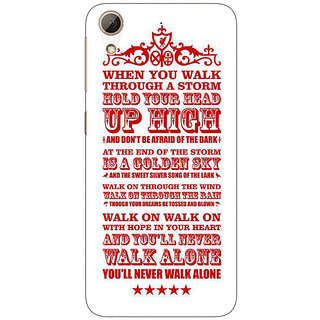 Jugaaduu Liverpool Back Cover Case For HTC Desire 626 - J920551