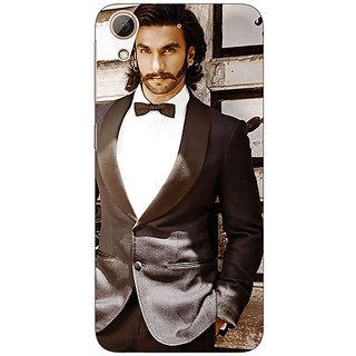 Jugaaduu Bollywood Superstar Ranveer Singh Back Cover Case For HTC Desire 626 - J920909