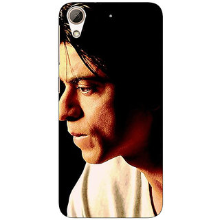 Jugaaduu Bollywood Superstar Shahrukh Khan Back Cover Case For HTC Desire 626 - J920917