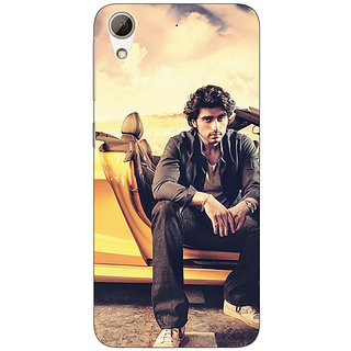 Jugaaduu Bollywood Superstar Arjun Kapoor Back Cover Case For HTC Desire 626 - J920919