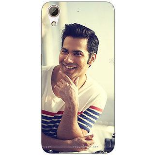 Jugaaduu Bollywood Superstar Varun Dhawan Back Cover Case For HTC Desire 626 - J920930