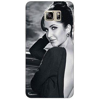 Jugaaduu Bollywood Superstar Katrina Kaif Back Cover Case For Samsung Galaxy Note 5 - J911073