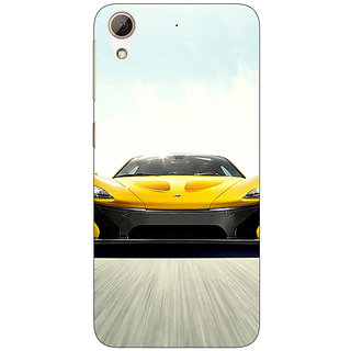 Jugaaduu Super Car Dodge Viper Back Cover Case For HTC Desire 626 - J920646