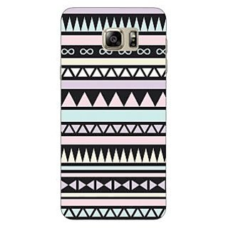 Jugaaduu Aztec Girly Tribal Back Cover Case For Samsung Galaxy Note 5 - J910071