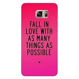Jugaaduu Quotes Love Back Cover Case For Samsung Galaxy Note 5 - J911169