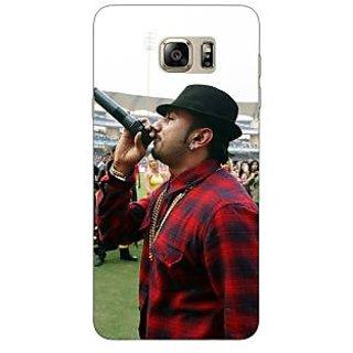 Jugaaduu Bollywood Superstar Honey Singh Back Cover Case For Samsung Galaxy Note 5 - J911178