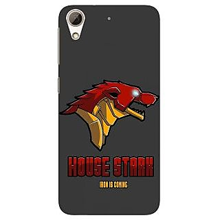 Jugaaduu Game Of Thrones GOT House Stark  Back Cover Case For HTC Desire 626G - J930126
