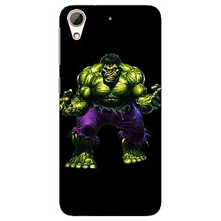 Jugaaduu Superheroes Hulk Back Cover Case For HTC Desire 626 - J920327