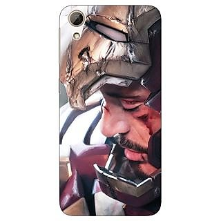 Jugaaduu Superheroes Ironman Back Cover Case For HTC Desire 626G - J930867