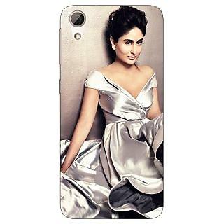 Jugaaduu Bollywood Superstar Kareena Kapoor Back Cover Case For HTC Desire 626 - J921007
