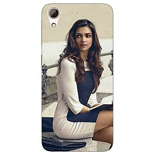 Jugaaduu Bollywood Superstar Deepika Padukone Back Cover Case For HTC Desire 626 - J921019