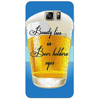 Jugaaduu Beer Holder Back Cover Case For Samsung Galaxy Note 5 - J911208
